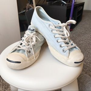Jack purcell by Converse in light blue
